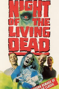 Night of the Living Dead as Barbara