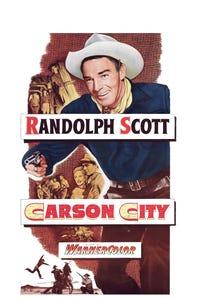 Carson City as Alan Kincaid