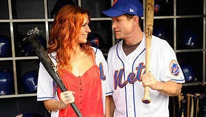 A Day Out With Unforgettable's Poppy Montgomery and Dylan Walsh