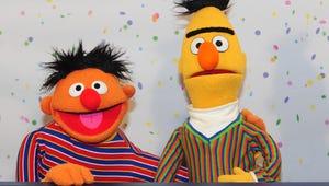 Sesame Street Writer Says Bert and Ernie Are Gay, Sesame Workshop Disagrees