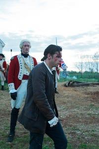 Samuel Roukin as John Graves Simcoe