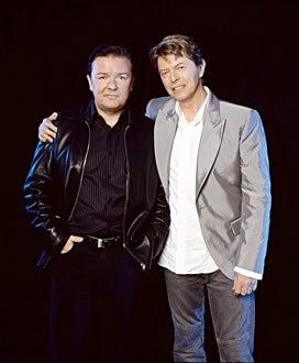Extras - Season 2 - Ricky Gervais, David Bowie
