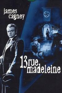 13 Rue Madeleine as van Duyval