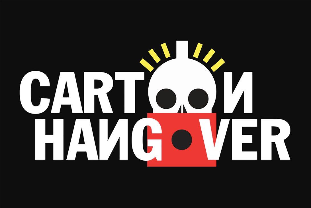 Cartoon Hangover