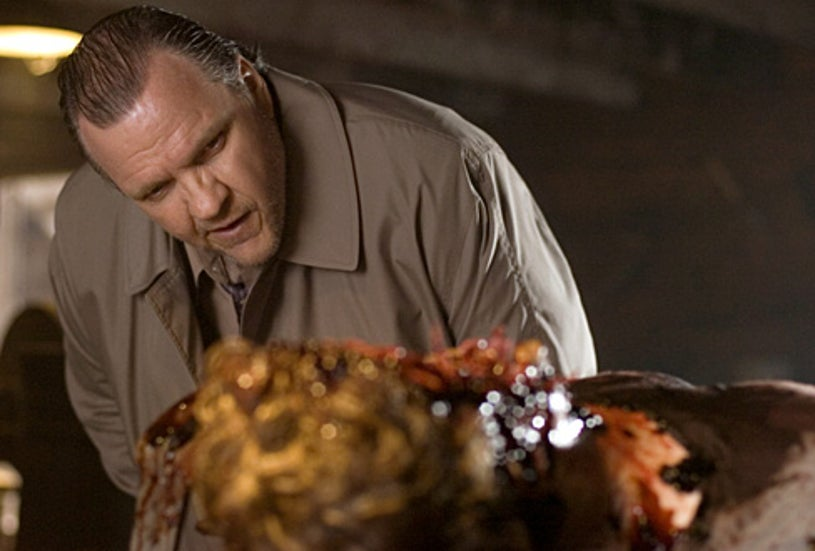 """Masters of Horror - """"Pelts"""" - Meat Loaf Aday as Jake"""