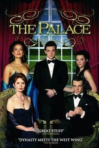 The Palace as Major Simon Brooks