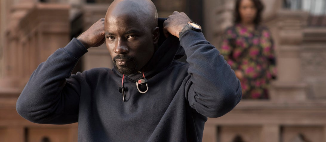 Mike Colter, Luke Cage