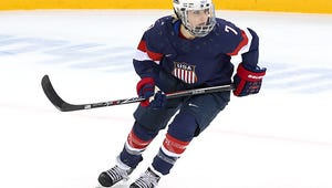 Olympics: What to Watch on Day 5 --- USA vs. Canada in Women's Hockey; Davis Attempts Three-Peat