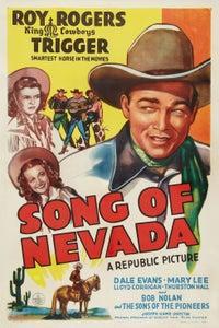 Song of Nevada as Colohon