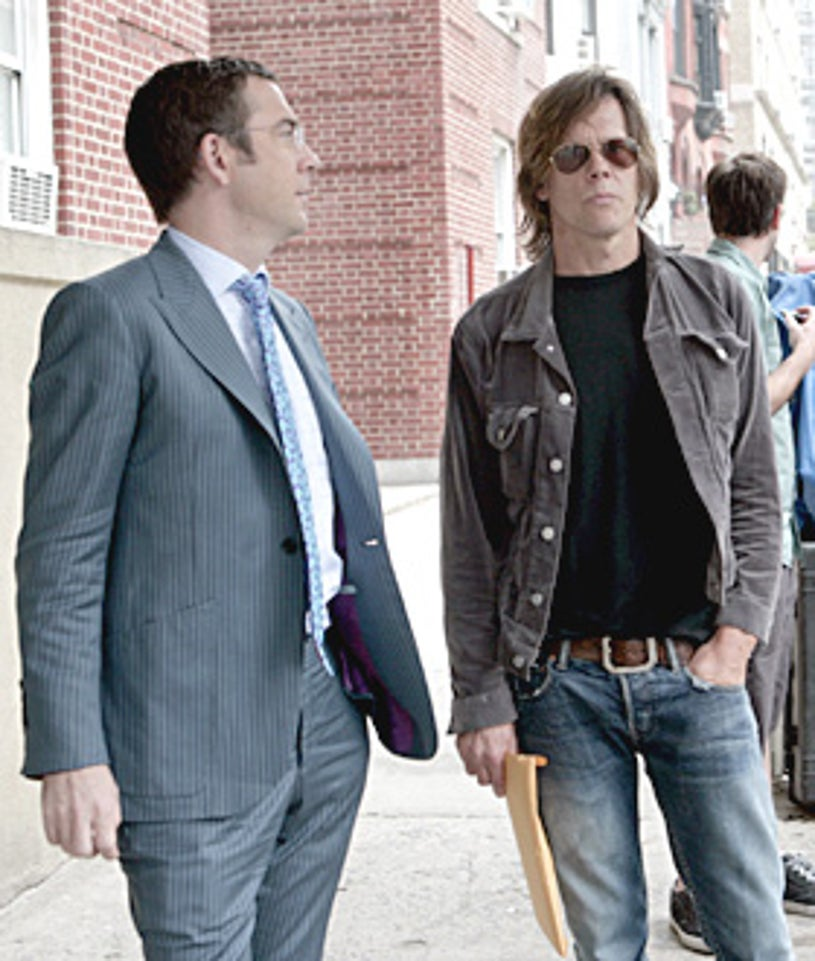 Queer Eye - Ted Allen and Kevin Bacon