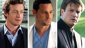 Mega Buzz: Mentalist's Red John Reveal, the Grey's Finale and a Castle Return