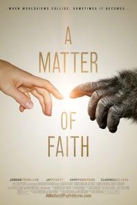 A Matter of Faith as Professor Portland