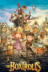 The Boxtrolls as Lord Portley-Rind