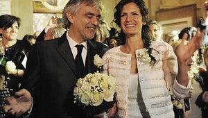 Singer Andrea Bocelli Weds Longtime Girlfriend
