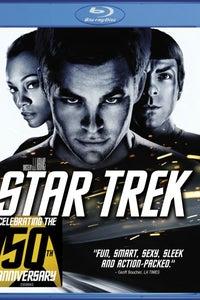 Star Trek as Lt. Nyota Uhura