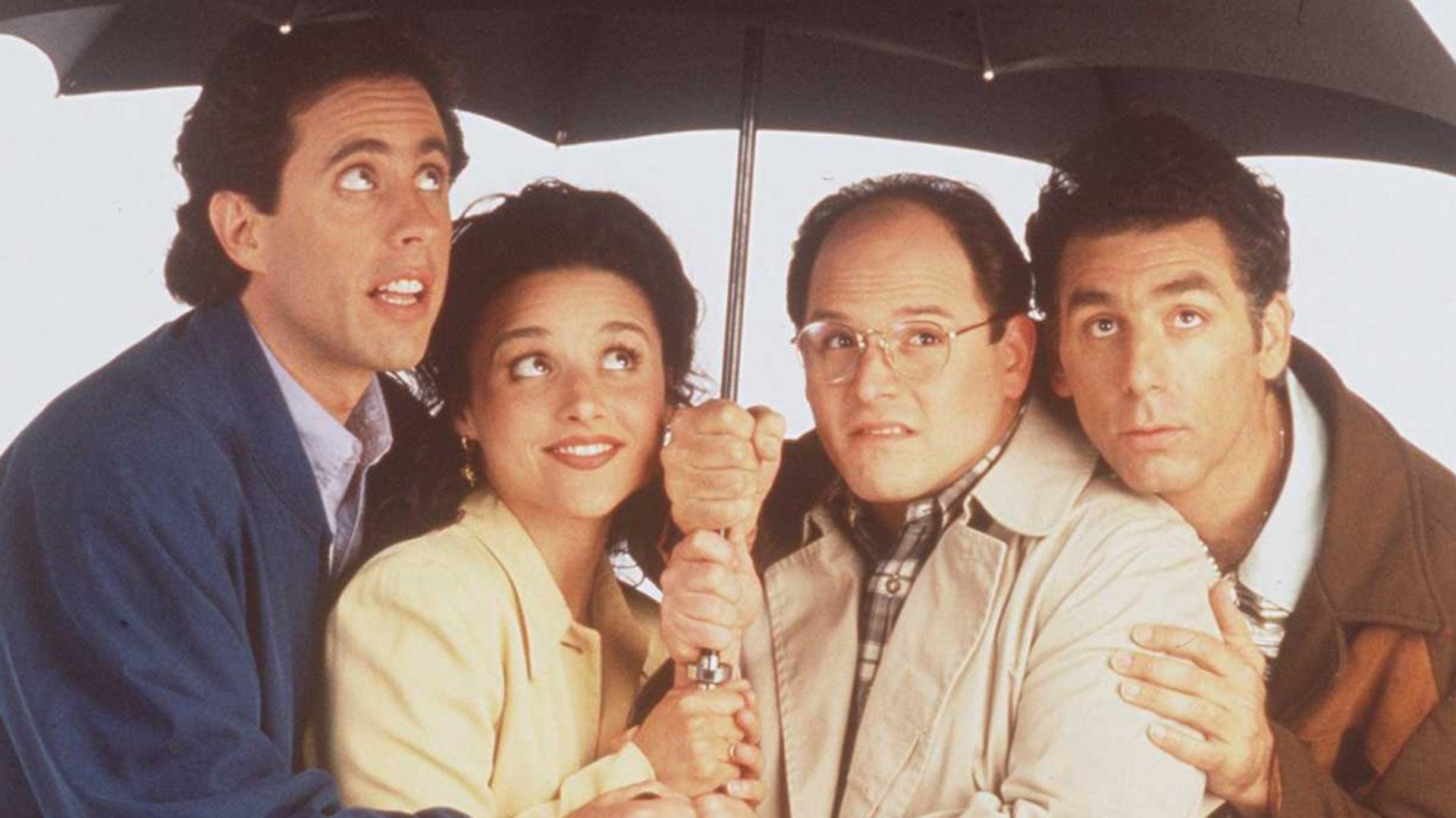 Jerry Seinfeld, Julia Louis-Dreyfus, Jason Alexander, and Michael Richards, Seinfeld
