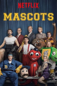 Mascots as Gabby Monkhouse
