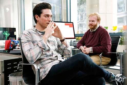 "A to Z - Season 1 - ""B is for Big Glory"" - Ben Feldman and Henry Zebrowski"