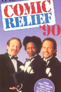 Best of Comic Relief '90 as Host
