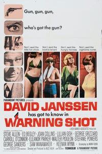 Warning Shot as Joanie Valens