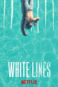 White Lines as Axel Collins