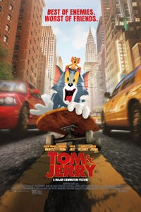 Tom & Jerry as Real Estate Rat(voice)