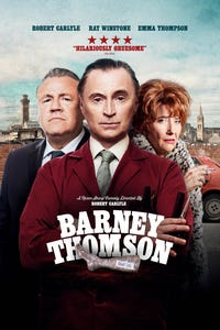The Legend of Barney Thomson as Barney