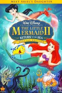 The Little Mermaid 2: Return to the Sea as Sebastian