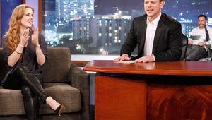 2013's Best Episodes: Fringe's Bittersweet Sacrifice and Matt Damon Bumps Jimmy Kimmel