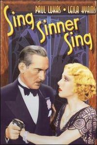 Sing, Sinner, Sing as Henchman Riordan