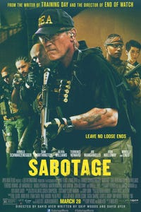 Sabotage as Jackson