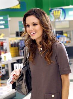 "Chuck - Season 1, ""Chuck vs. The Truth"" - Rachel Bilson as Lou"