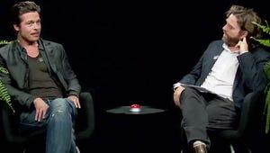 "Top Videos: Brad Pitt's Between Two Ferns, Marcel the Shell, ""Dachshund's Creek"""