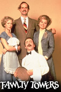 Fawlty Towers as Jones