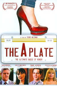 The A Plate as Candice Stevens