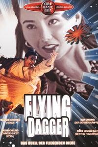 Flying Dagger as Red Fox