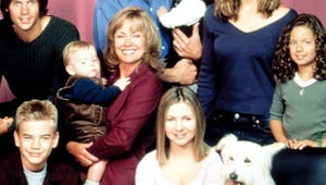 The Cast of 7th Heaven Staged a Family Reunion That Will Make You Feel Old