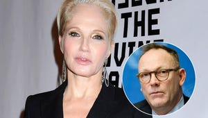 Ellen Barkin Engaged to British Barrister - Guess How They Met!