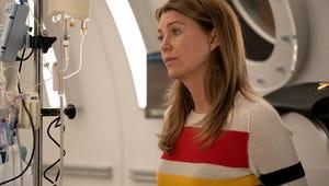 Meredith Freaks Out Over DeLuca's Big Gesture in This Grey's Anatomy Sneak Peek