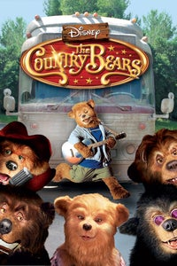 The Country Bears as Beary Barrington