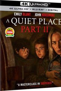 A Quiet Place Part II as Lee Abbott