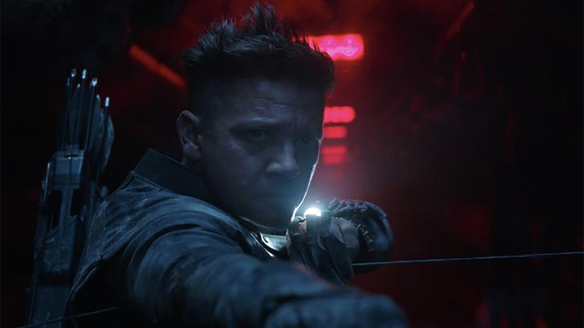 Jeremy Renner, Avengers: Endgame