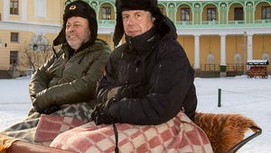Pass the Vodka: Anthony Bourdain Heads to Russia for Parts Unknown