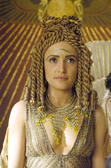 Rome - Season 1 - Lyndsey Marshal as Cleopatra