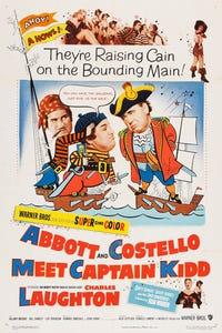 Abbott and Costello Meet Captain Kidd as Pirate