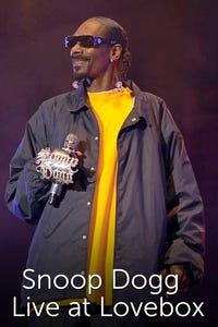 Snoop Dogg Live at Lovebox