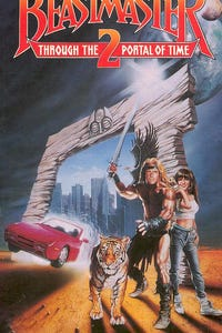 Beastmaster 2: Through the Portal of Time as Jackie Trent