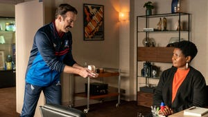 Biscuits Don't Win Ted Points with the Team Psychologist in This Ted Lasso Sneak Peek