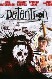 Detention as Clapton Davis