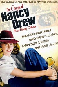 Nancy Drew and the Hidden Staircase as Nancy Drew